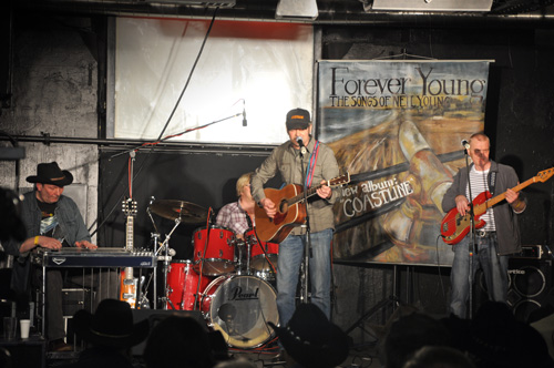 Forever Young a tribute to Neil Young